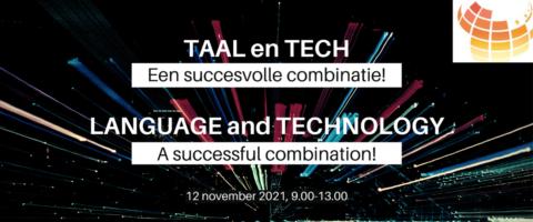 Taal en tech: een succesvolle combinatie
